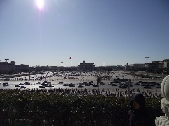 Поход с детьми по достопримечательностям Пекина