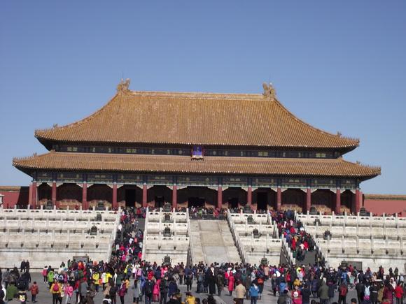 Впечатление о Пекине в нашем блоге о путешествии с детьми
