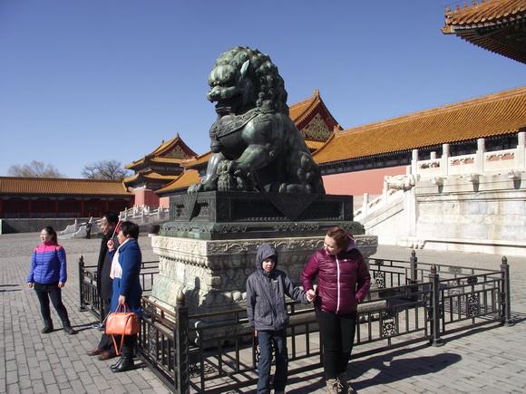 О путешествии с особом ребенком в Тай через Пекин