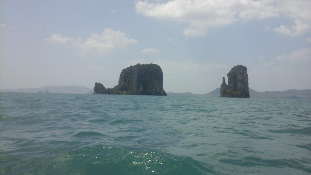 Островки рядом с Ко Яо Ной