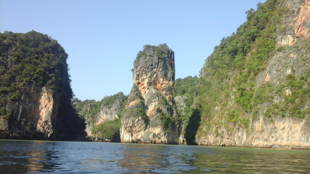 Пханг нга, таиланд напичкан причудливыми островами