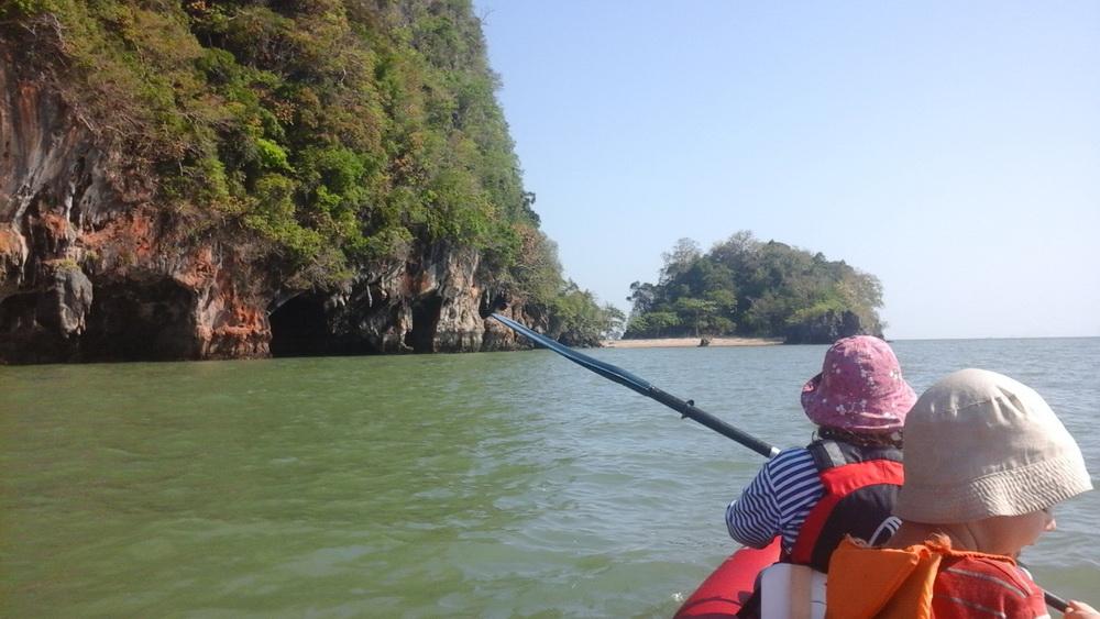 Ночевка на необитаемых островах Андаманского острова