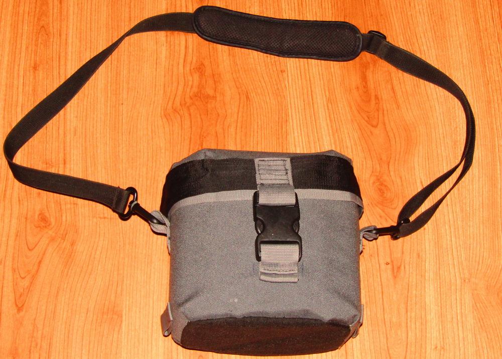 Самодельная сумка для фотоаппарата и видеокамеры туриста-водника